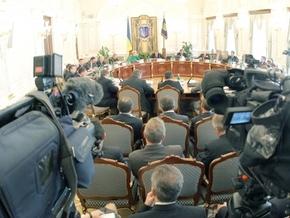 Заседания СНБО по газу не будет