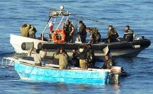 Сомалийские пираты освободили танкер, захваченный в ноябре прошлого года