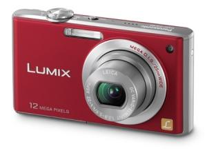 Panasonic выпустила пять новых цифровых фотоаппаратов