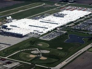 Mitsubishi остановит завод в США на три месяца