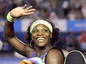 Australian Open: Серена Уильямс - фаворит финала по версии букмекеров