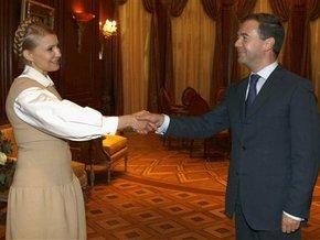 Тимошенко считает, что возмещать убытки Европе за газовый кризис должна Россия