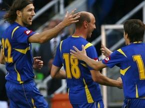 Сборная Украины добывает первую победу в 2009 году: переиграна Словакия