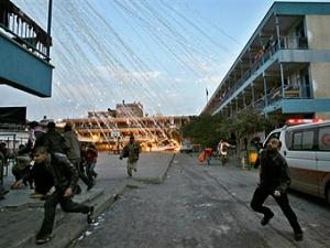 Правозащитники призвали наложить на Израиль и ХАМАС оружейное эмбарго