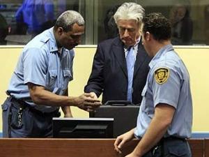 Караджичу предъявили исправленное обвинение