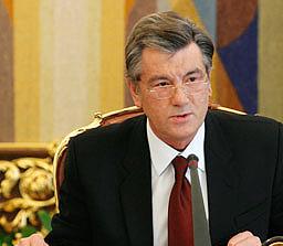 Ющенко считает возможными досрочные выборы Рады