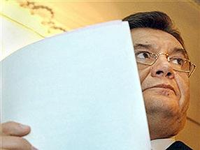 Янукович призывает признать волю граждан Тернопольщины