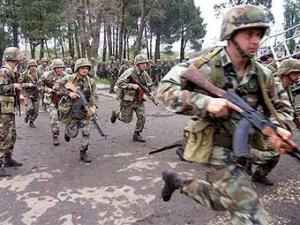 Военные учения: грузинская пехота начала готовиться к оборонительной войне
