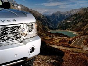 Обновленный Range Rover дебютирует на моторшоу в Нью-Йорке