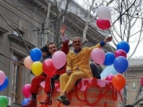"""В Одессе празднуют """"Юморину-2009"""""""