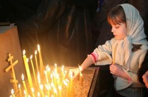 В богослужениях на Пасху приняли участие 10,4 млн человек
