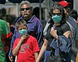 ВОЗ повысила степень угрозы пандемии свиного гриппа