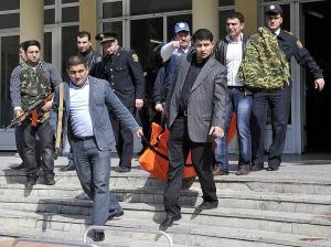 Жертвами убийцы в бакинском вузе стали 13 человек