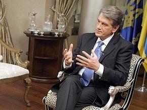 Сегодня Ющенко встретится с президентом Финляндии