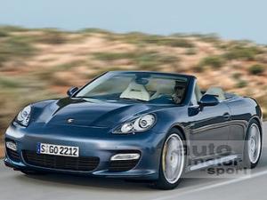 Porsche разрабатывает открытую версию хэтчбека Panamera