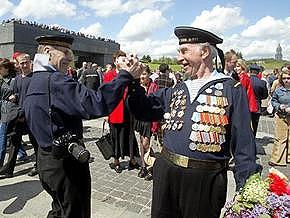В Киеве по случаю Дня Победы выступит ансамбль Российской армии