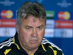 Йохан Кройфф обвинил Хиддинка в проигрыше «Челси» от «Барселоны»