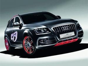 Audi представила 408-сильную версию кроссовера Q5 (3 фото)