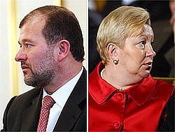 Президент поменял Виктора Балогу на Веру Ульянченко