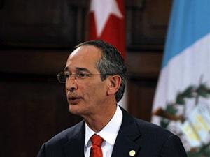 Президента Гватемалы обвинили в убийстве адвоката