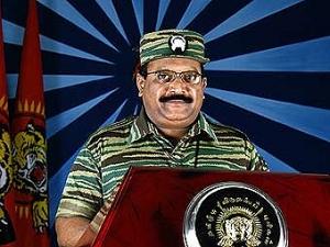 """На Шри-Ланке убит лидер """"Тамильских тигров"""""""
