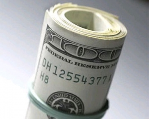 Доллар немного подрос