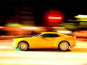 """Chevrolet Camaro из """"Трансформеров"""" станет серийным (3 фото)"""