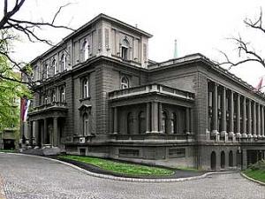 Резиденцию президента Сербии захватил владелец частной компании