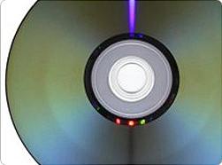 Ученые разработали оптический диск емкостью 1,6 ТБ