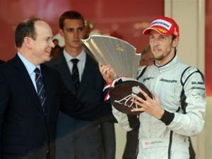"""Дженсон Баттон выиграл Гран-при Монако """"Формулы-1"""""""