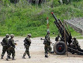 Пентагон: США не будут перебрасывать в Южную Корею дополнительные войска