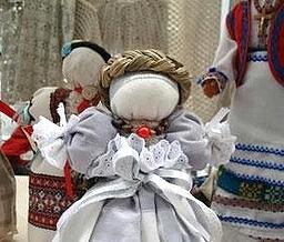 В День Киева на Крещатике продавали куклу Юлии Тимошенко