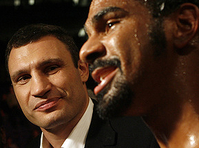 Хэй: Братья Кличко губят бокс