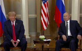 Путін здивував заявою про постійні контакти з Трампом