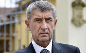Кримський скандал: в Чехії вимагають відставки прем'єр-міністра