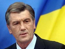 Ющенко: Я не буду вспоминать, кто блокировал мое выступление в Раде