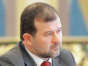 Балога вновь попросил БЮТ не спешить с увольнением Семенюк