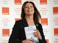 В Британии вручили премию Orange Prize