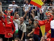 Испанские болельщики не считают свою сборную фаворитом Евро-2008