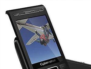 Sony Ericsson выпустит восьмимегапиксельный камерофон
