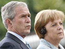 Буш грозит Ирану всеми возможными мерами и санкциями