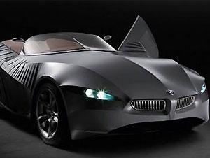 BMW будет делать автомобили из ткани (9 фото)