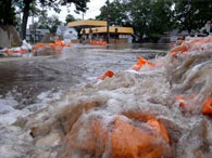 Торнадо в Айове разрушил лагерь бойскаутов