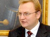 Мэр Львова наорал на Яценюка