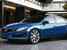 Mazda готовит заднеприводный седан Mazda9