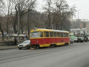 Столичный трамвай отмечает 116-летие