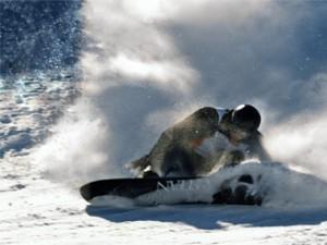 В США сноуборд признан самым опасным видом активного отдыха