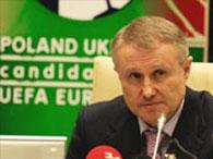 Суркис: В западной прессе дискредитируют Украину и Польшу