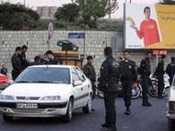 В Иране похитили 16 полицейских