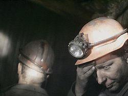 На донецкой шахте из-за аварии эвакуируют почти 400 горняков